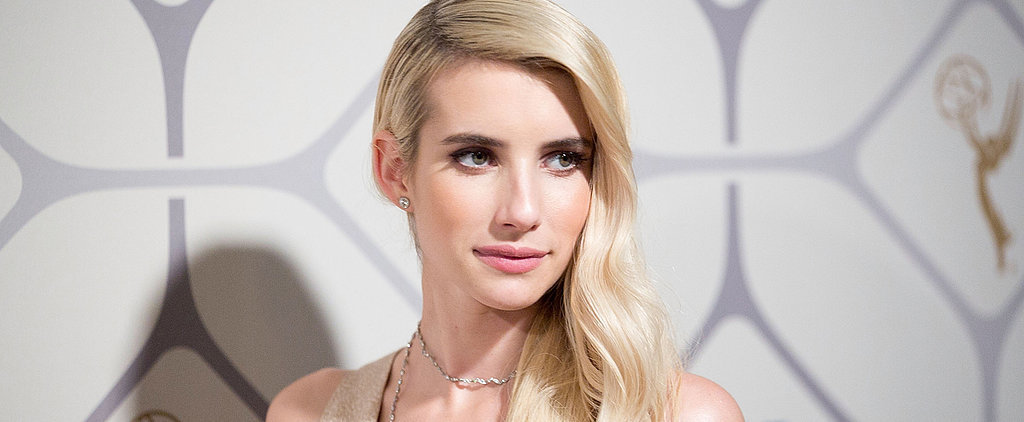 Emma Roberts Broke a Major Fashion Rule in Her Bridesmaid Dress