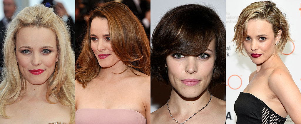 How Many Hair Colours Has Rachel McAdams Had?