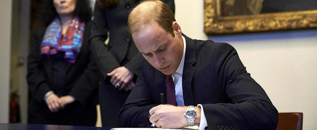 Prince William and Kate Middleton Send Condolences to France in the Aftermath of the Paris Attacks