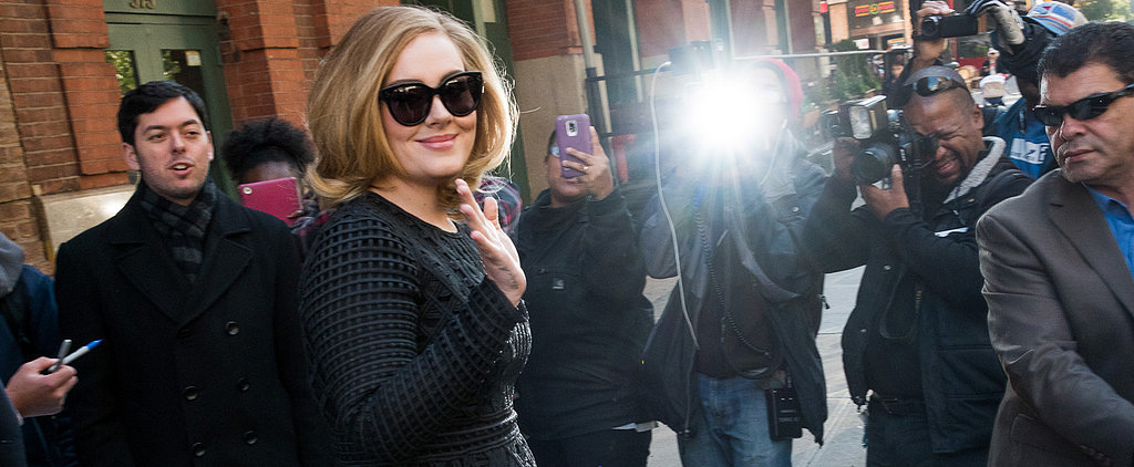 The 1 Thing Adele Just Said About Body Image That Will Inspire You to No End