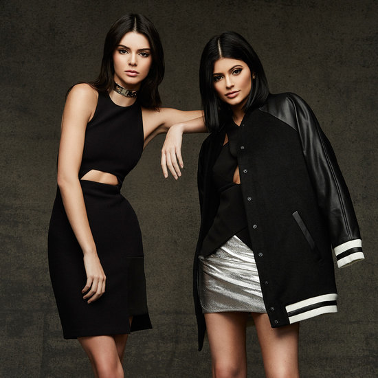 Kendall and Kylie Jenner Topshop Holiday Collection 2015