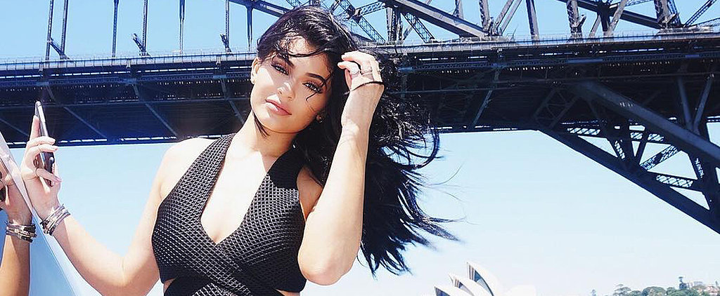 Kylie Jenner Is Basically a Mix of All Your Favorite Latina Celebrities
