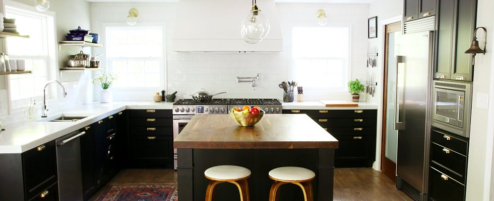 9 Kitchens You Won't Believe Are Ikea