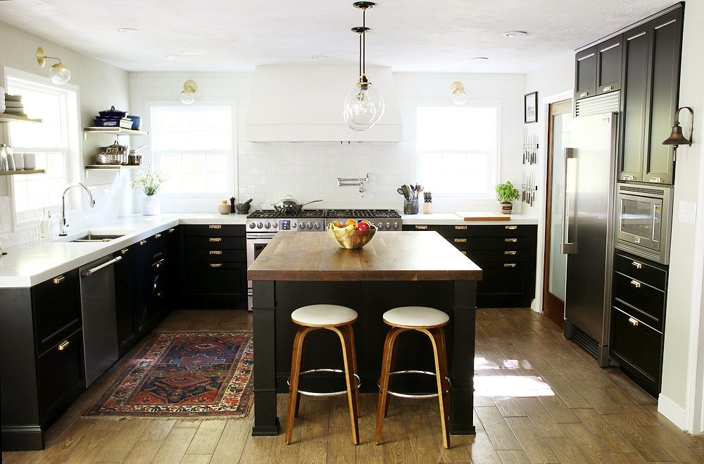 Ikea kitchen renovation ideas popsugar home for Ikea kitchen gallery