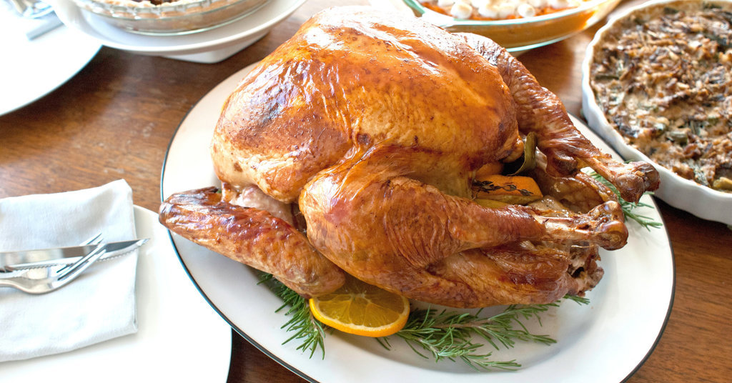 How to Prep Your Food in Advance For a Big Holiday Meal