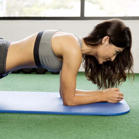 3-Minute Plank Workout