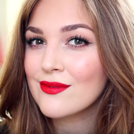 21 Vlogger Looks That'll Inspire You to Rock a Red Lip For Christmas
