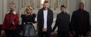 "Pentatonix's ""Joy to the World"" Rendition Will Literally Inject You With the Holiday Spirit"