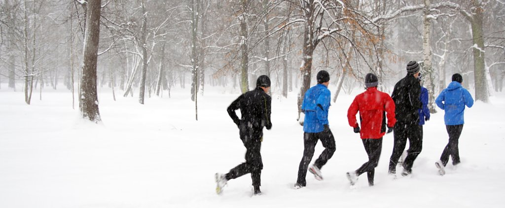 Find Out the Real Truth About Exercising in the Cold