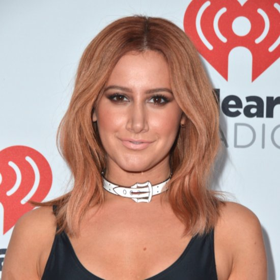 Ashley Tisdale Is Launching Her Own Makeup Line