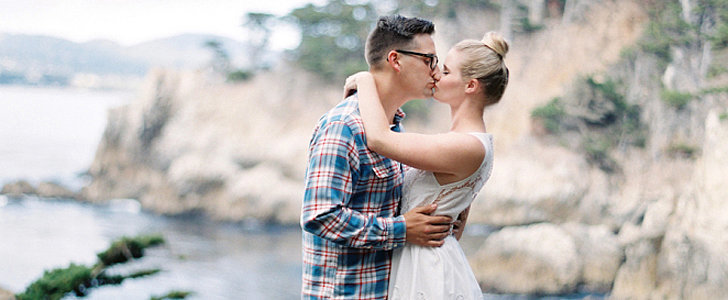 This Outdoor Wedding Proposal Is Perfect For Nature-Lovers