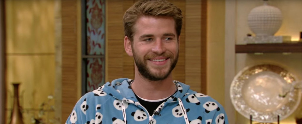 Try to Get Through This Video Without Picturing Liam Hemsworth Naked