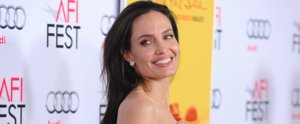 """How Angelina Jolie Is Getting Her """"Baby Fix"""" Now That Her Kids Are Growing Up"""