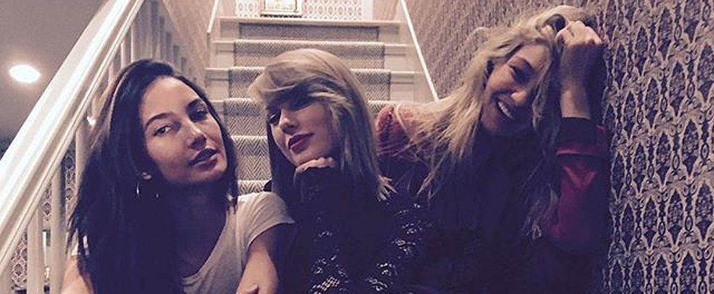 Gigi Hadid Bonds With Taylor Swift and Selena Gomez After Her Breakup