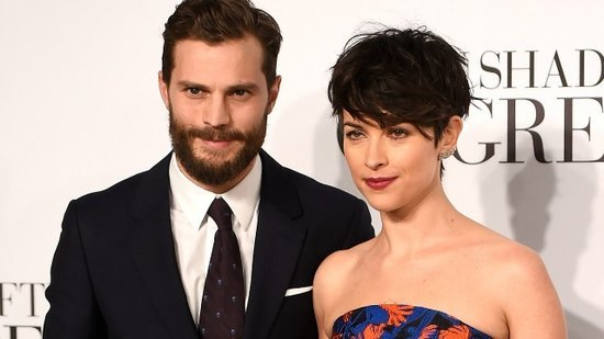 'Fifty Shades' Star Jamie Dornan Expecting Baby No. 2 With Wife Amelia Warner