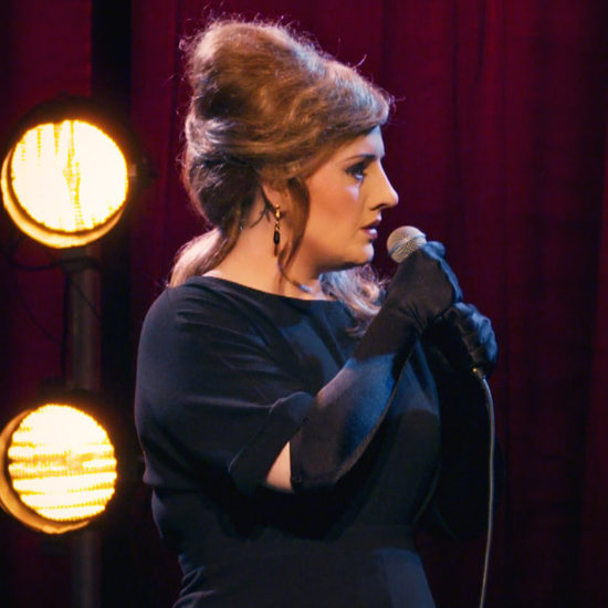 Adele Auditioning to Be an Adele Impersonator