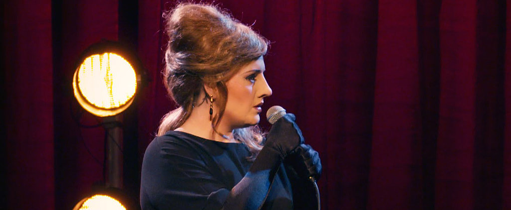 """Adele Disguises Herself as Mortal Named """"Jenny,"""" Auditions to Be Adele Impersonator"""