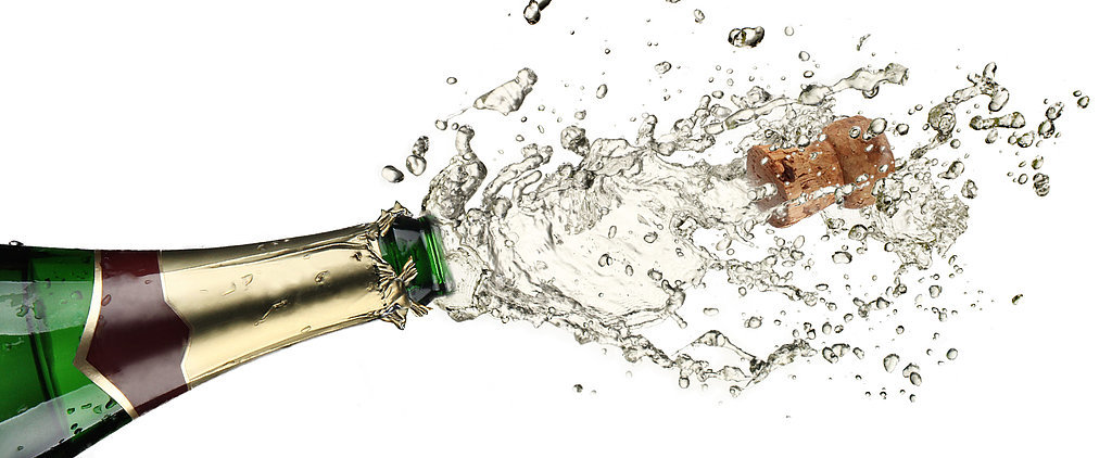 Want Better Skin and Hair? Grab the Champagne