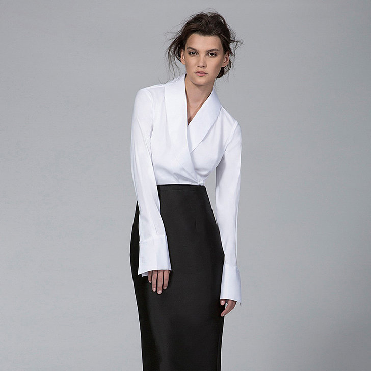 Fashion White Shirt - Greek T Shirts