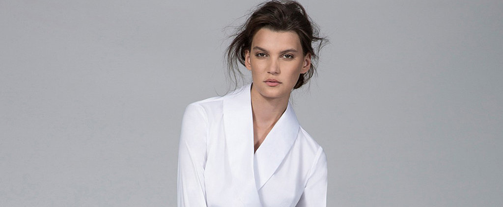 The New White Shirt You Need Before Monday Morning