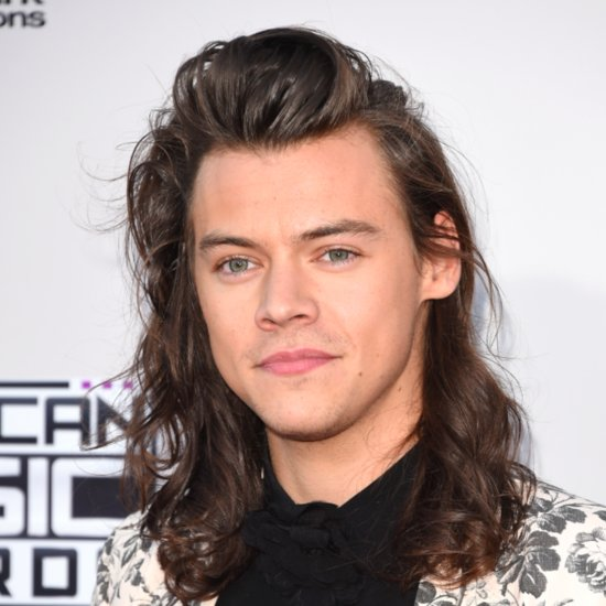 Harry Styles Hair at American Music Awards 2015