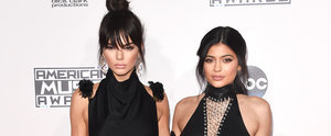 Kendall and Kylie Jenner Sizzle Together on the AMAs Red Carpet