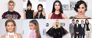 See Every Celebrity on the American Music Awards Red Carpet!