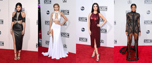 The AMAs Red Carpet Was the Sexiest We've Seen to Date