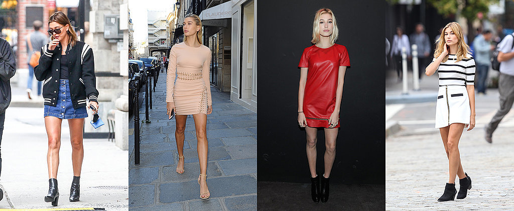 Why We Love Hailey Baldwin's Glamour-Meets-Grunge Style