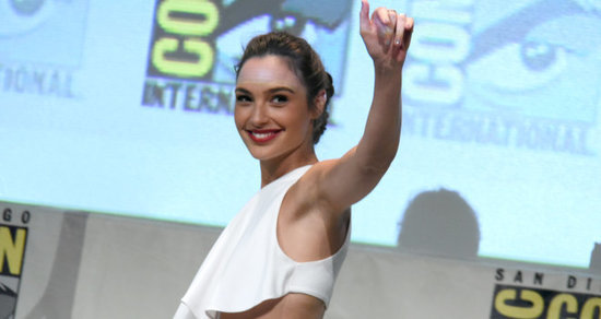 'Wonder Woman' Starts Filming, Gal Gadot Shares Awesome First Photo