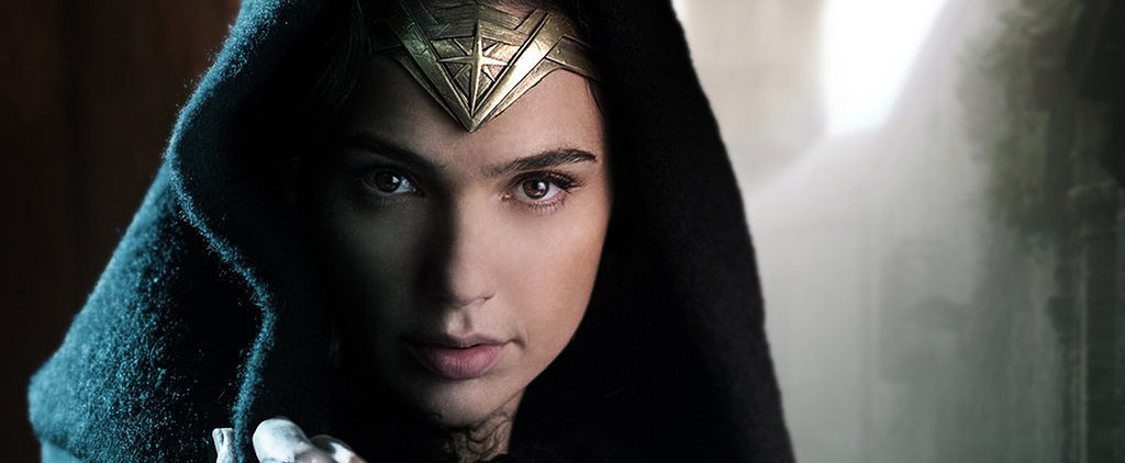 Gal Gadot Just Shared the Fierce First Photo From the Set of Wonder Woman