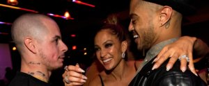 Jennifer Lopez and Casper Smart Have a Sexy Date at the AMAs Afterparty