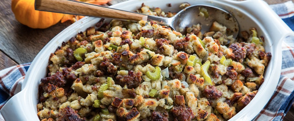 A Stuffing Recipe That'll Give Your Family Recipe a Run For Its Money