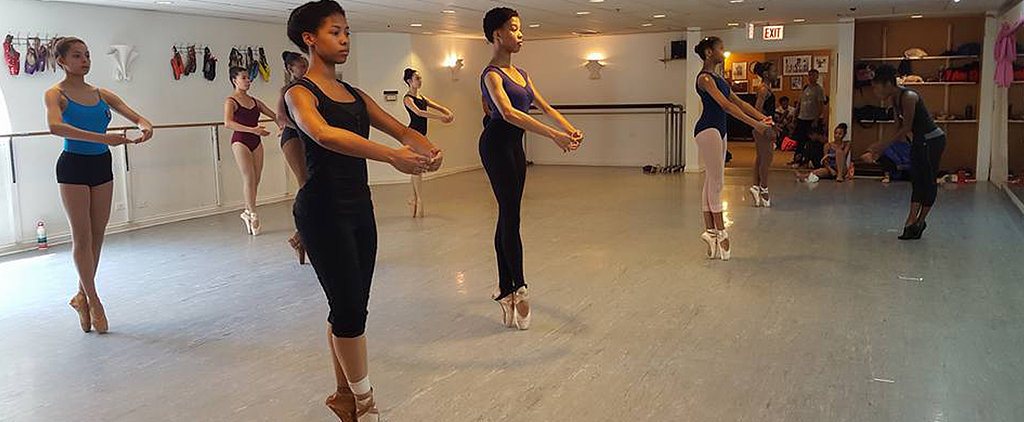 These Young Ballerinas Dancing to Sam Smith and Beyoncé Will Make Your Day