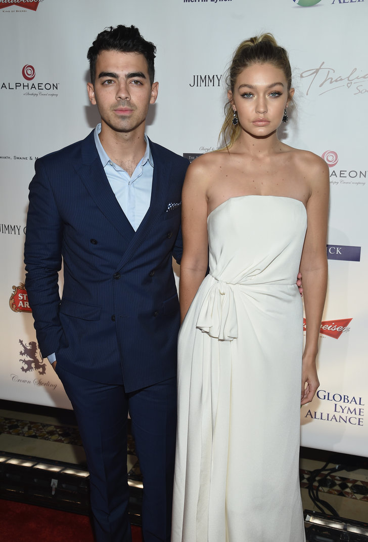 Gigi Hadid And Joe Jonas 2015 Was The Year Of Celebrity