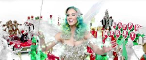 The Video For Katy Perry's New Holiday Song Has an Unexpected Taylor Swift Connection