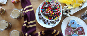 29 Easy Ways to Throw a Magical Harry Potter Christmas Party