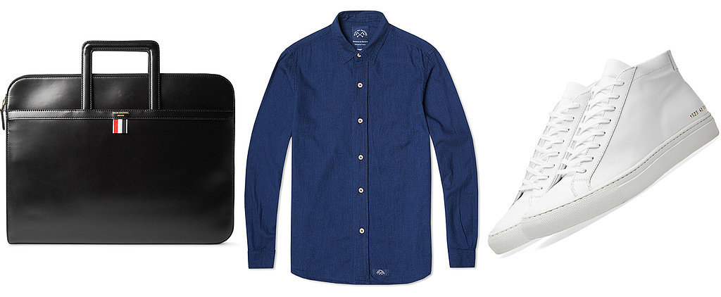 Luc Wiesman Lists 6 Things Every Stylish Guy Wants For Xmas