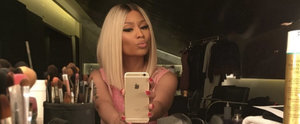 Nicki Minaj Is Back to Being a Blonde and It Just Feels So Right