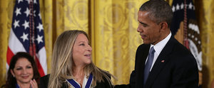 President Obama Awards Legendary Artists With Presidential Medals of Freedom