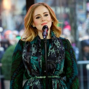 "Adele Performing ""Million Years Ago"" at Today Show"