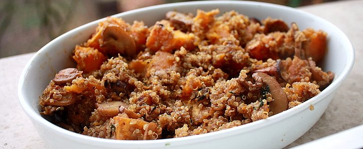 6 Healthy Stuffing Recipes For Your Thanksgiving Feast