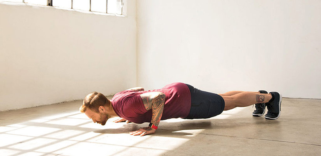 Trust Us, You Have Time For Bob Harper's Total-Body Workout