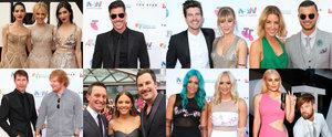 See All the Celebs Sizzling — Literally — on the ARIAs Red Carpet Today!