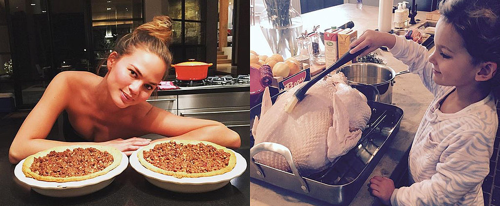 These Heartwarming Celebrity Snaps Will Remind Us All What Thanksgiving Is About