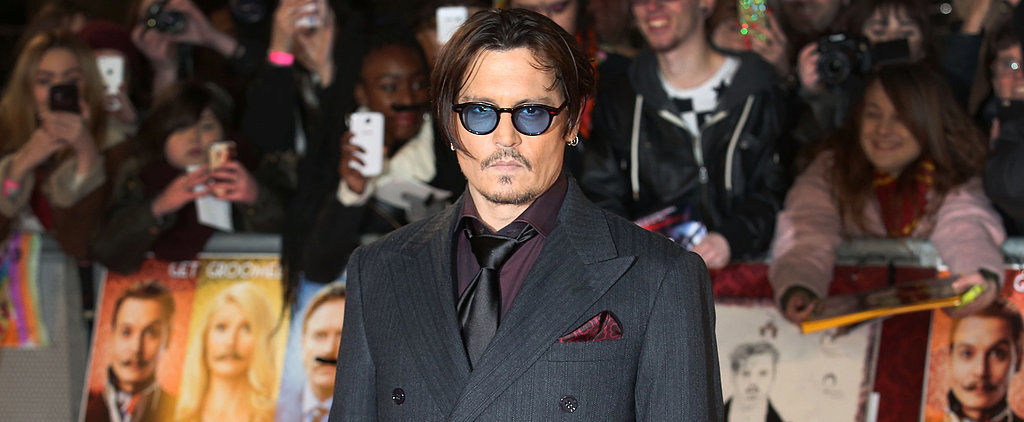 Johnny Depp Gets Emotional When Talking About His Daughter's Kidney-Failure Hospitalisation