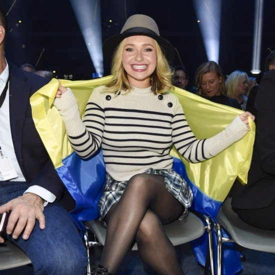 Hayden Panettiere With Wladimir Klitschko After Treatment