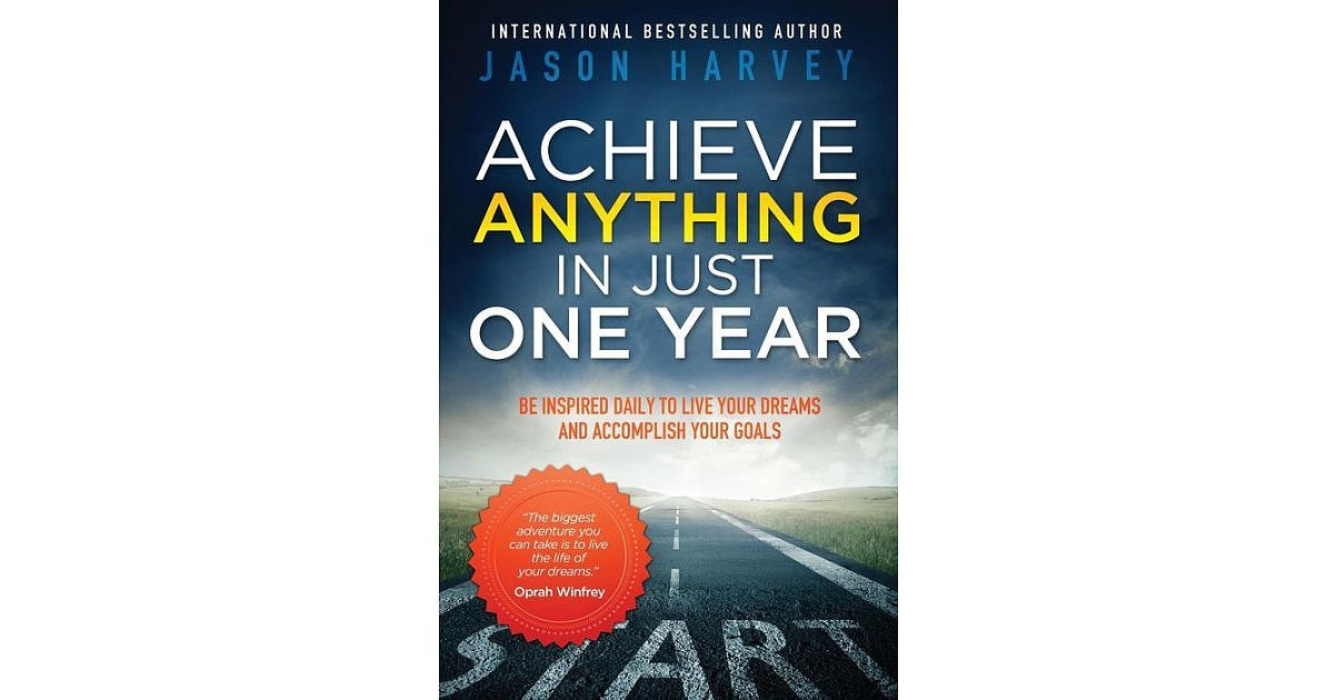 achieve anything in one year pdf