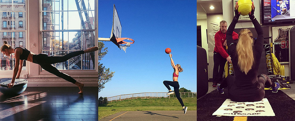 How the Glamorous Are Keeping Fit For Summer