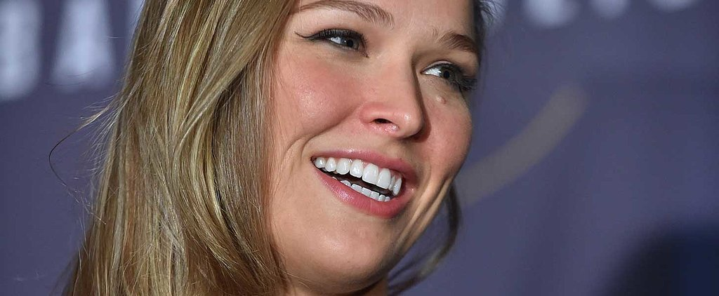 11 Ways Ronda Rousey Completely Knocked Out 2015